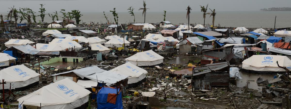 Conflits et catastrophes naturelles : Près de 31 millions de déplacés en 2017