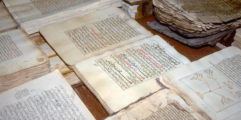 Patrimoine : Opération de classification de manuscrits antiques