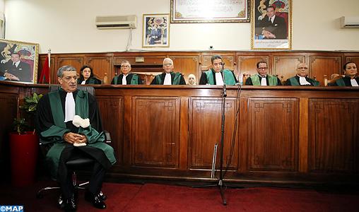 Casablanca: Installation du nouveau procureur général du Roi près la Cour d'appel
