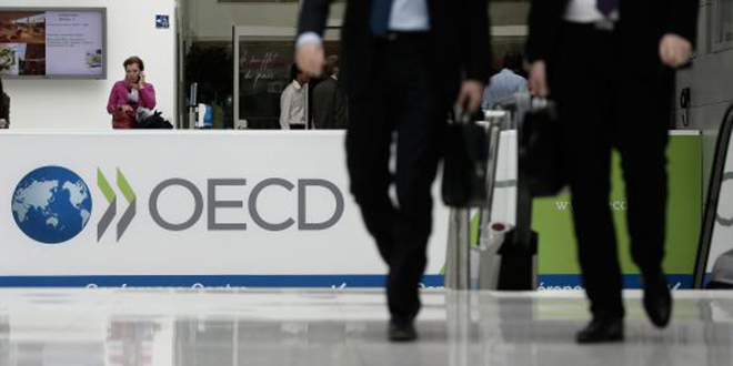 Ouverture à Paris des travaux du Forum 2018 de l'OCDE
