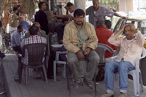 Les territoires palestiniens occupés rongés par le chômage