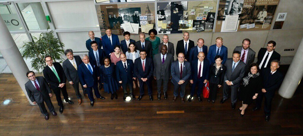 Développement et climat: La CDG à la réunion de l'IDFC