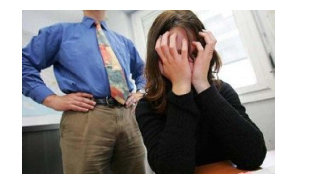 Harcèlement au travail : L'OIT veut un traité international