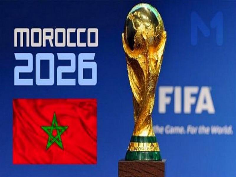 Coupe du Monde 2026: Le Conseil de la Fifa valide la candidature du Maroc pour le vote final