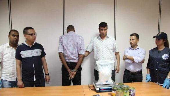 Arrestation à l'aéroport de Casablanca d'un Franco-togolais en possession de 3 kg de cocaïne