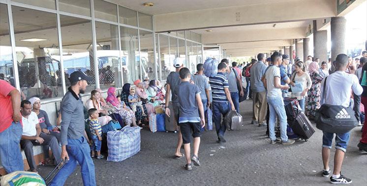 Le gouvernement appelle les citoyens désirant voyager la veille de Aïd el Fitr à s'organiser au préalable