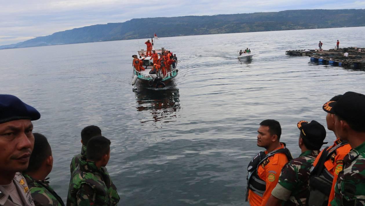 Indonésie : Le naufrage d'un ferry fait 180 disparus