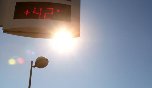 Grosse vague de chaleur au Maroc