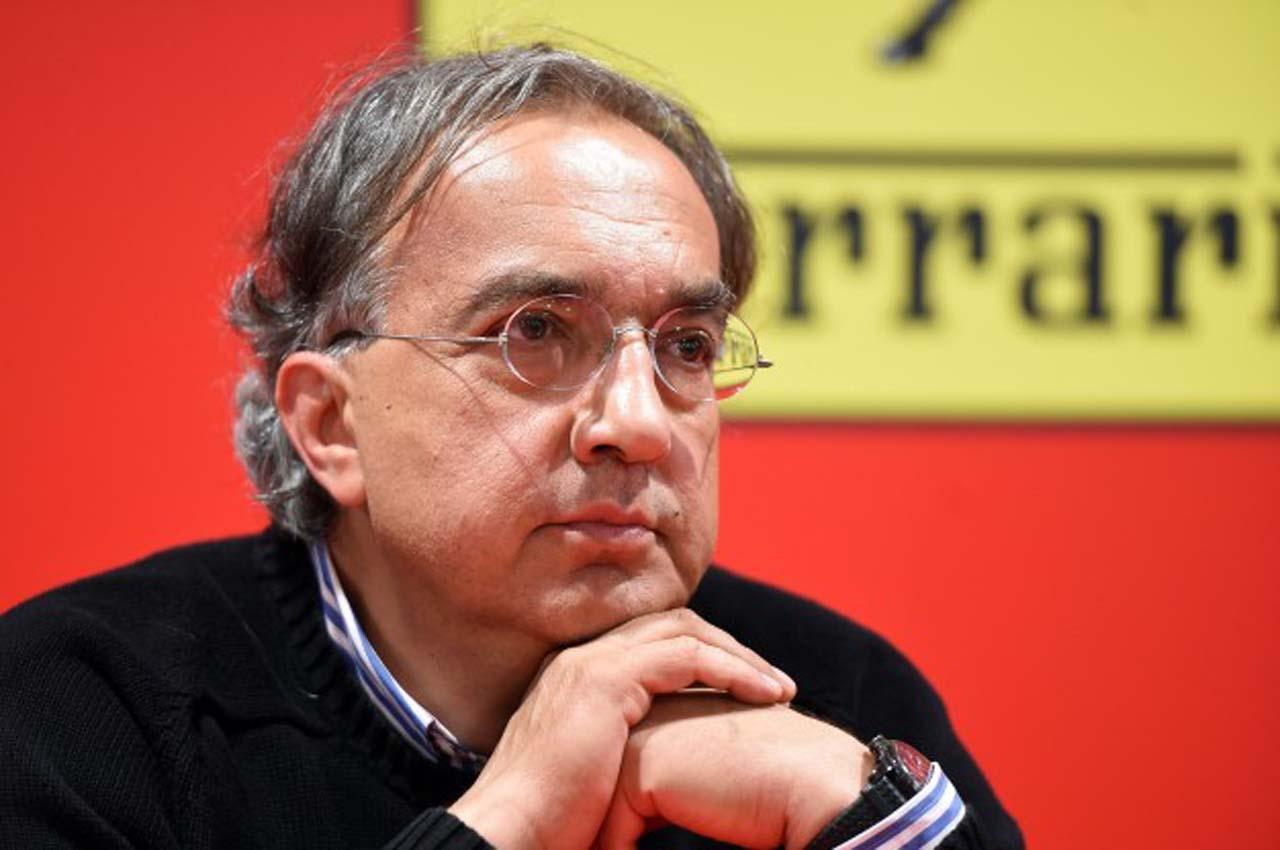 Industrie-Automobile: Sergio Marchionne cède la place aux commandes de Fiat et Ferrari