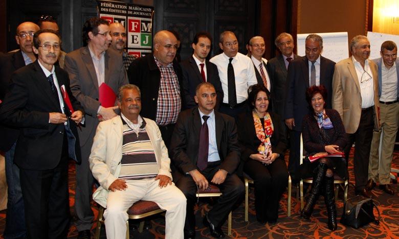Les éditeurs gèlent leur contribution à la constitution du Conseil national de la presse