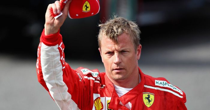 Formule 1 : Kimi Räikkönen quitte Ferrari