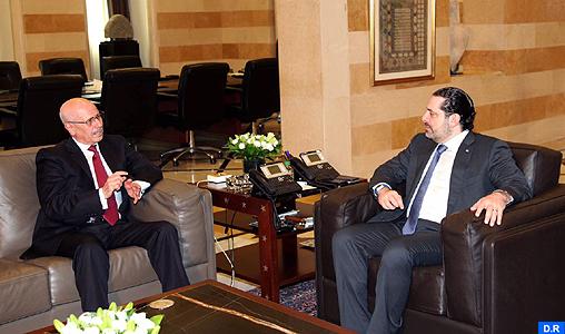 Le Maroc et le Liban souhaitent renforcer leurs relations bilatérales