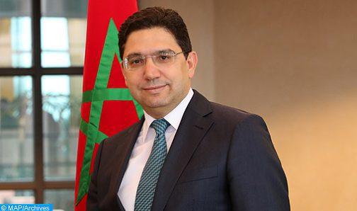 Evénements du Rif : Bourita réitère le rejet marocain des interférences des Pays Bas