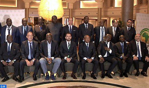 La CAF confie au Maroc l'organisation de la CAN U17 en 2021 et la CAN de futsal en 2020