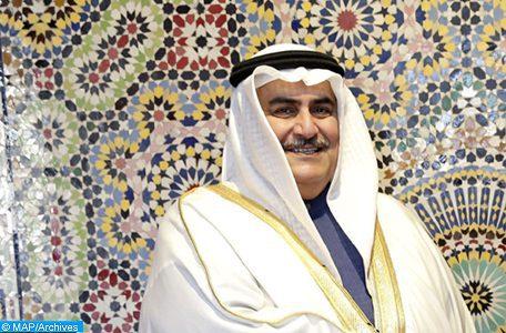 Sahara marocain: Le Bahreïn réitère son soutien au Maroc
