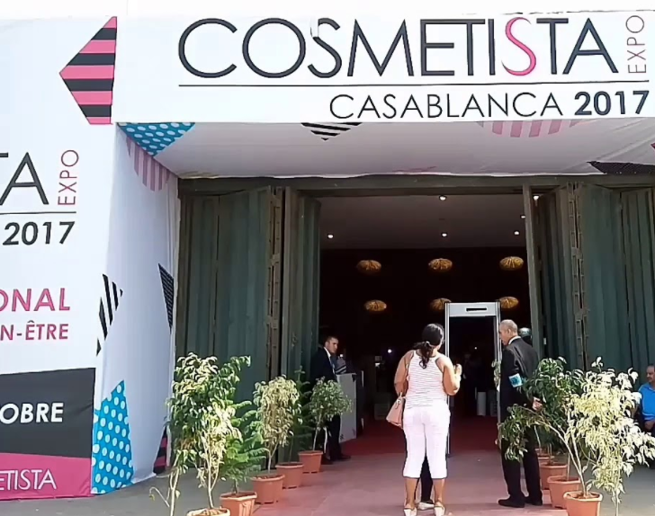 Casablanca accueille la 3ème édition de Cosmetista Expo North & West Africa
