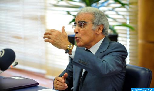 Abdellatif Jouahri, un des six meilleurs gouverneurs des banques centrales au monde