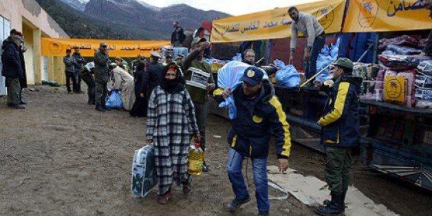 La province de Taza se prépare contre le froid