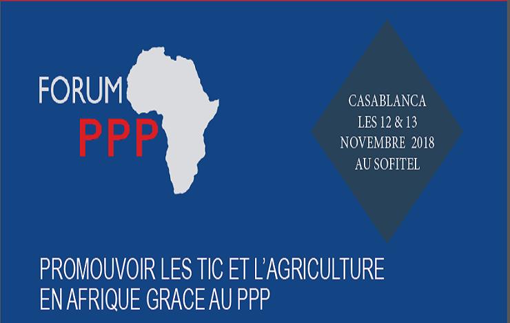 Le Forum PPP Afrique s'invite à Casablanca