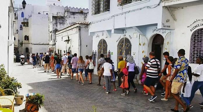 Le tourisme mis en orbite à Tanger