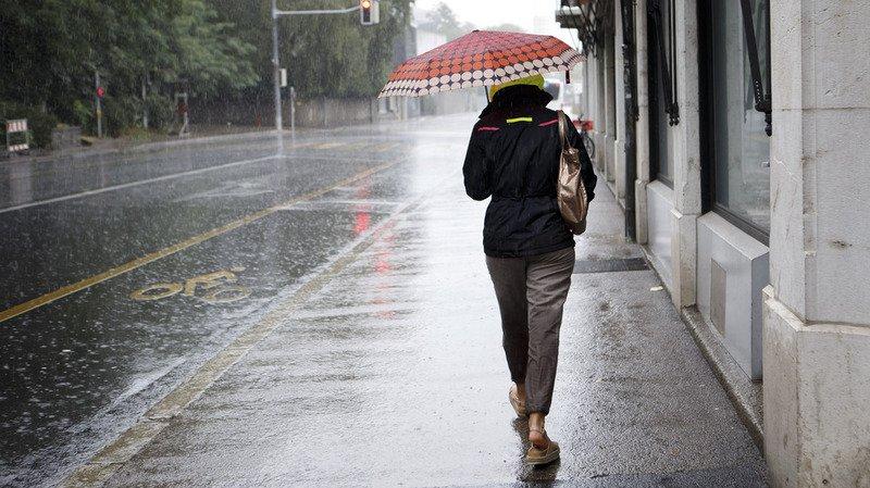 Sortez avec vos parapluies jeudi et vendredi!