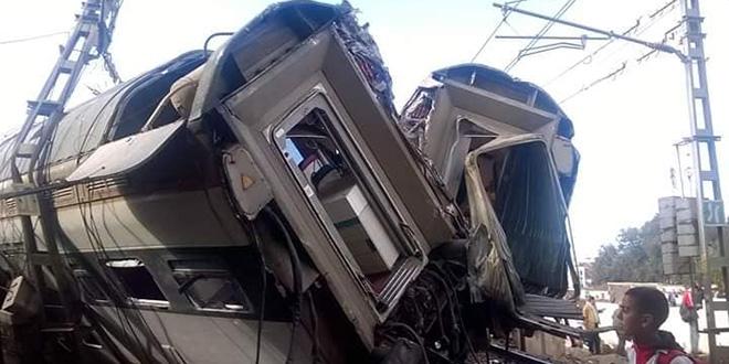 Déraillement de train à Bouknadel : L'ONCF s'explique