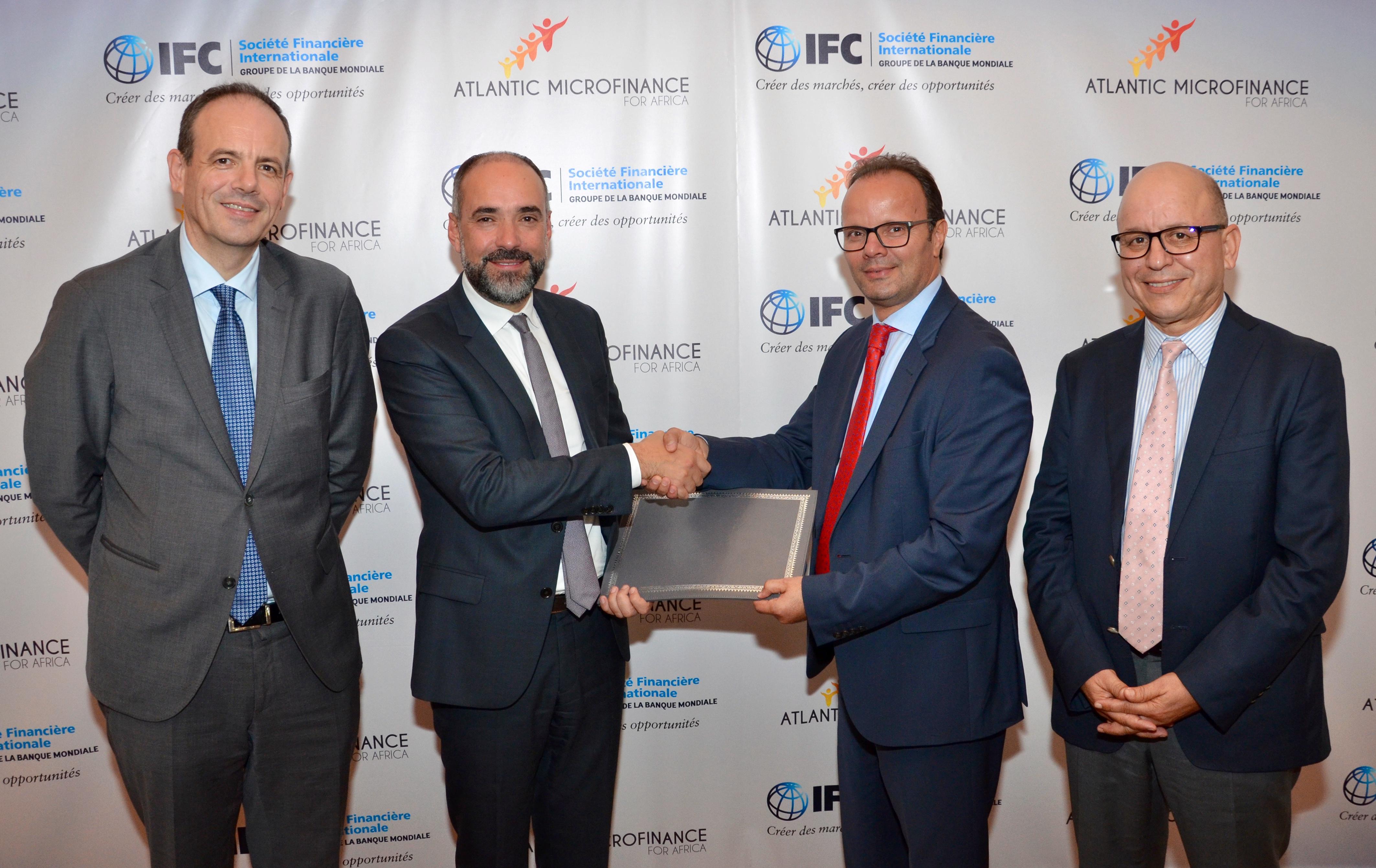 AMIFA noue un partenariat stratégique avec IFC
