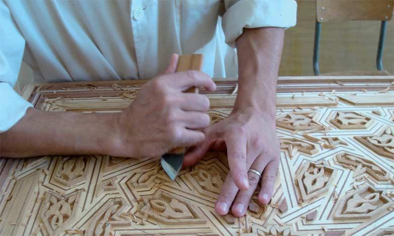 Ouverture à Meknès du 3-ème salon national du bois