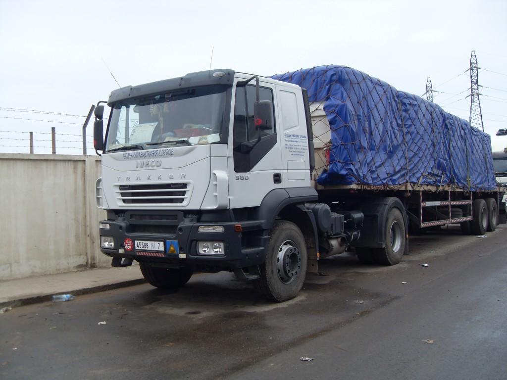 Grève des transporteurs: En attendant les conclusions de la commission