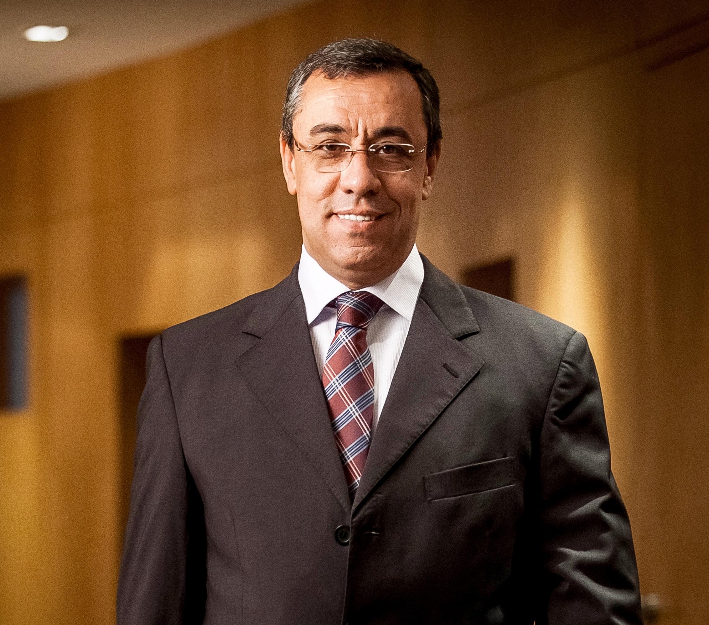 Banque Centrale Populaire : Le jockey Mounir