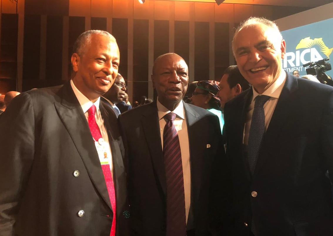 La CGEM à l'Africa Investment Forum de Johannesbourg