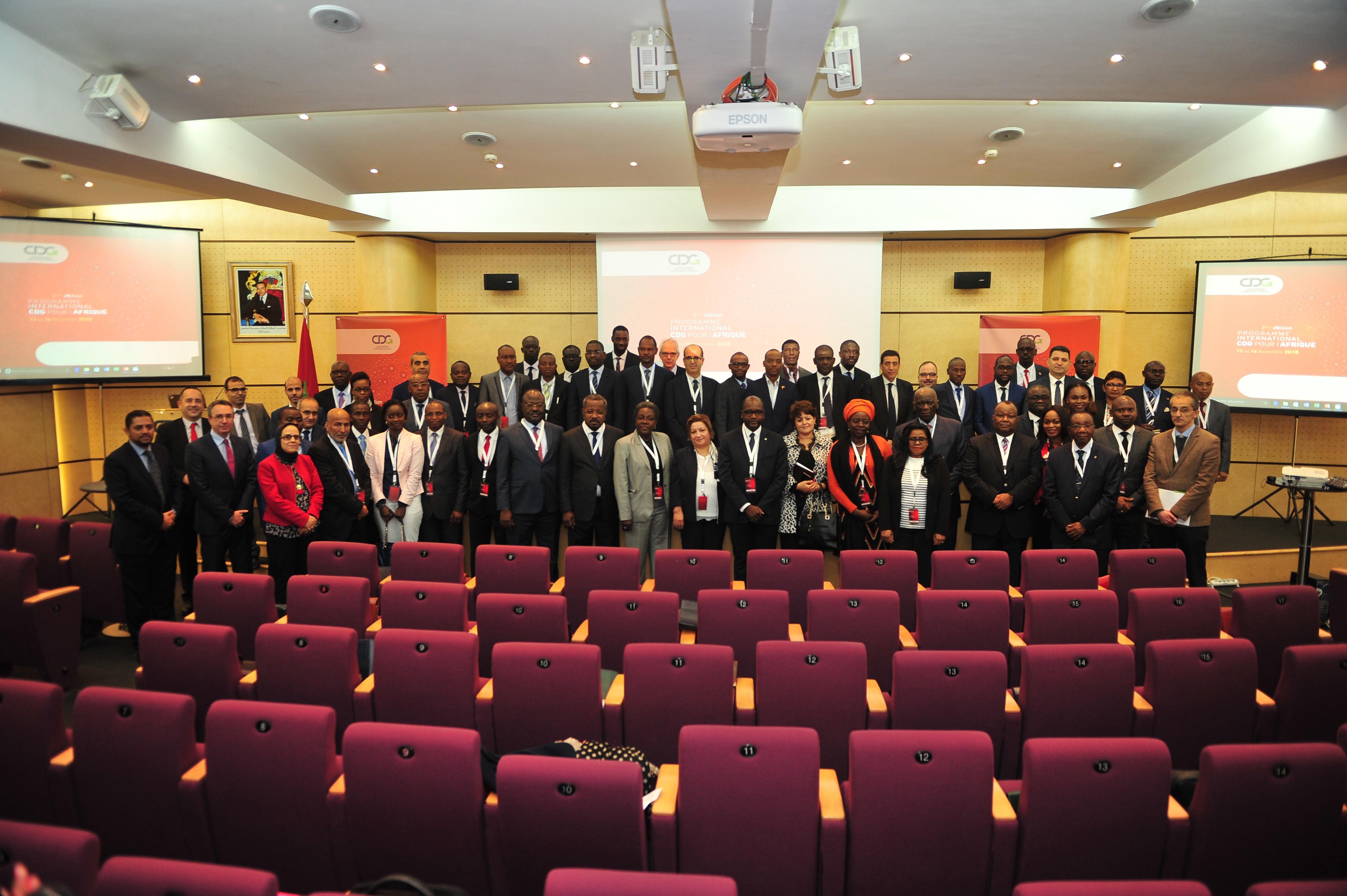 La CDG dévoile son modèle économique aux opérateurs africains