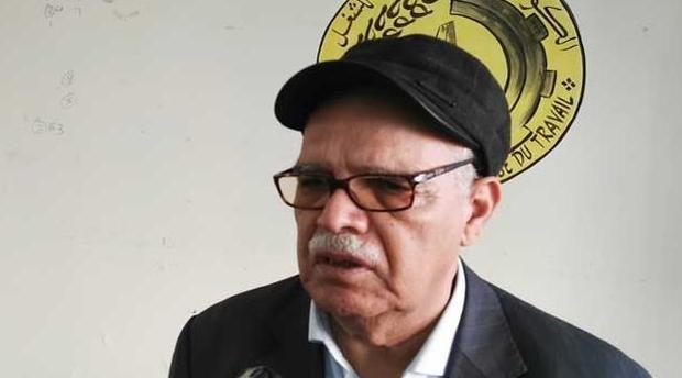Abdelakder Zaër, nouveau secrétaire général de la CDT
