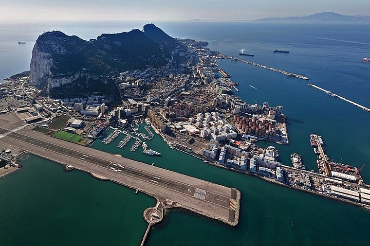 Brexit : Londres et Madrid signent quatre accords concernant Gibraltar