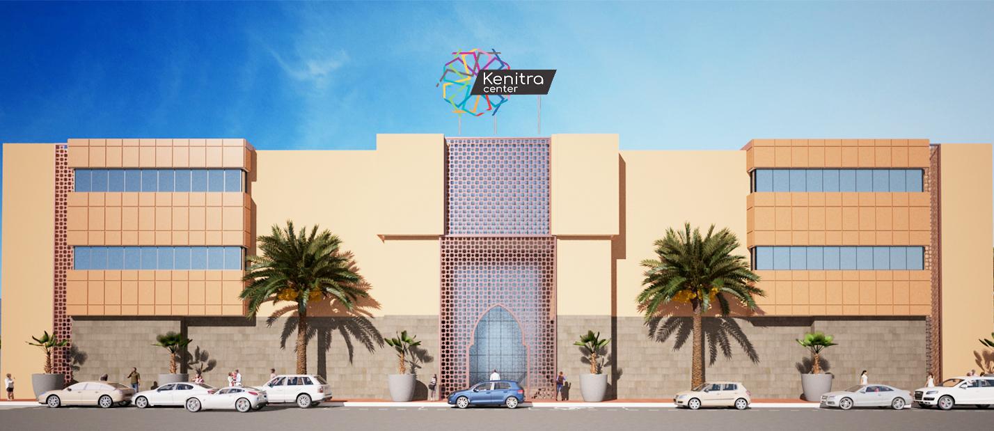 Ouverture exceptionnelle du plus grand centre commercial de Kenitra