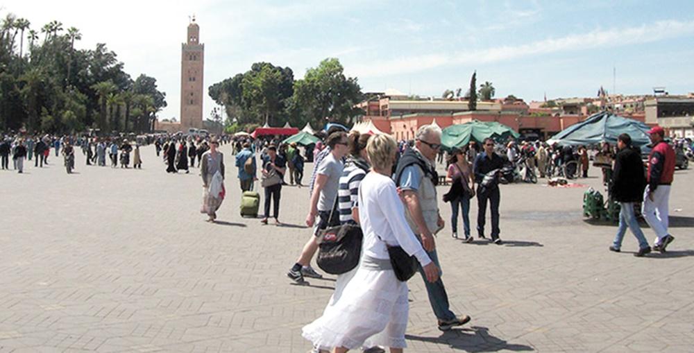 10,5 millions de touristes au Maroc à fin octobre