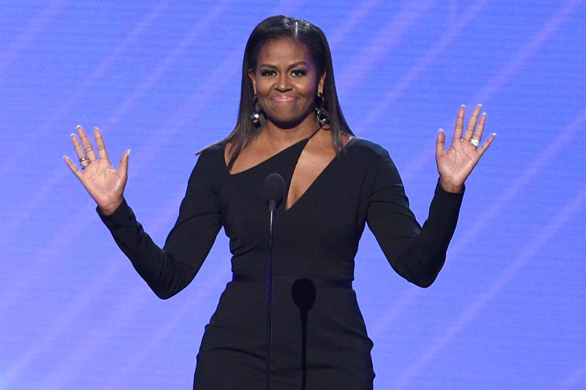 Michelle Obama, la femme la plus admirée des Américains