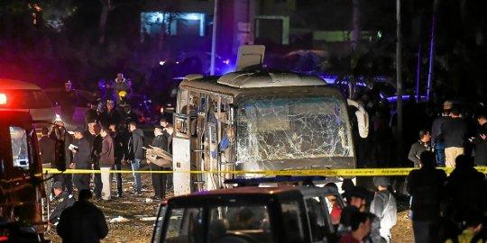 Attaque contre un bus de touristes en Egypte : Le bilan monte à 3 morts