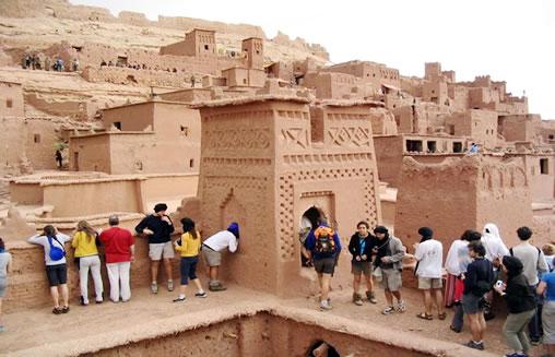 Tourisme: Les Chinois talonnent les Français à Ouarzazate