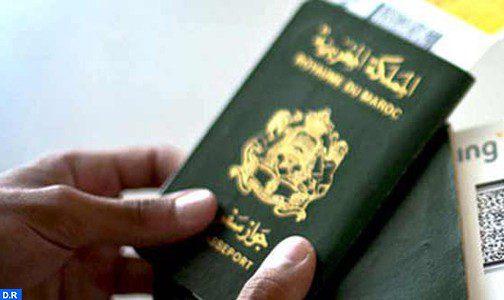 Letimbre passeport électronique en vigueur dès le 1er janvier 2019