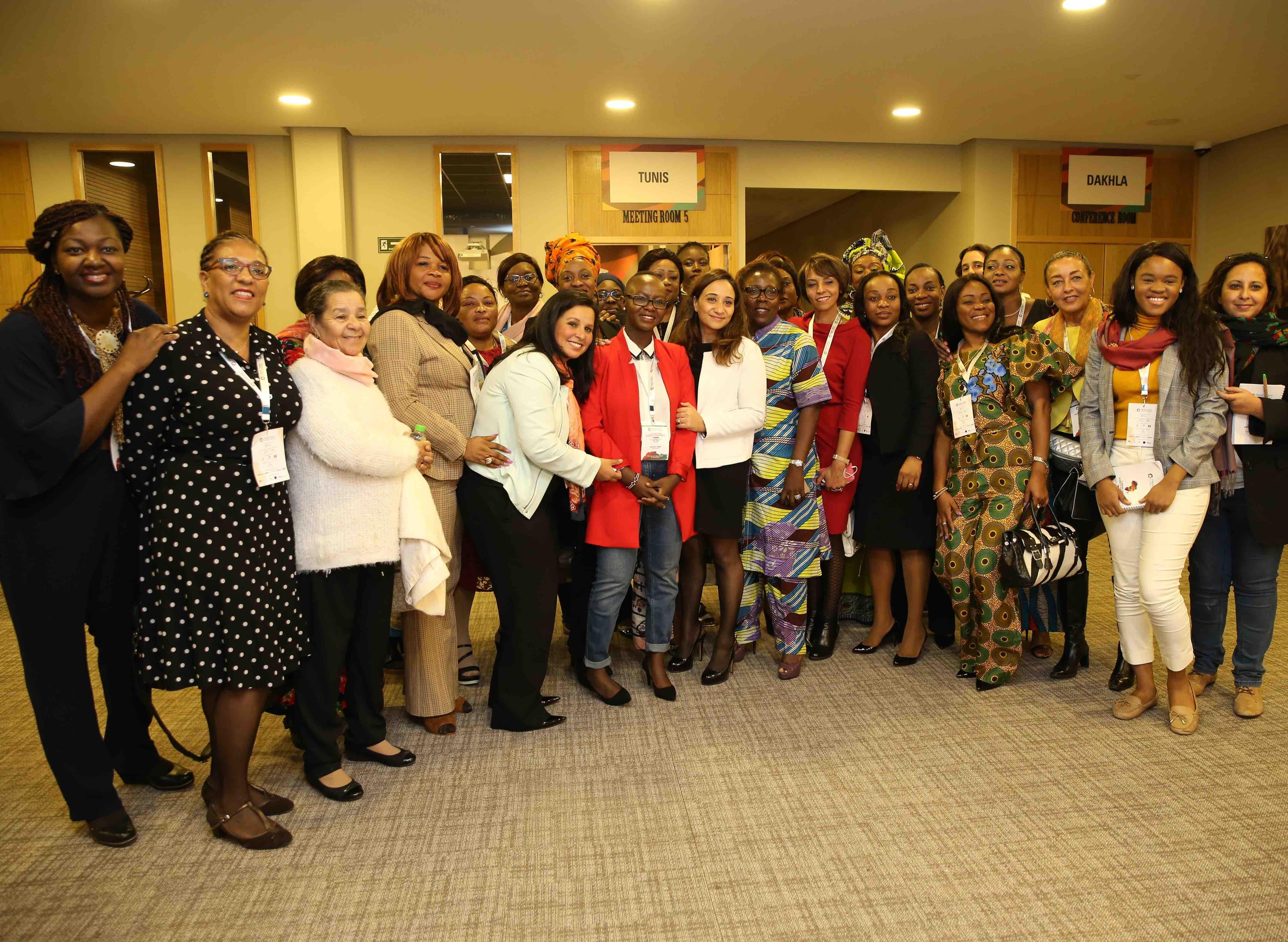 Naissance du réseau i-Afrika Women