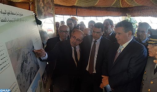 Une station de pompage d'appoint de 100 MDH pour Nador