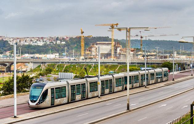 Tramway Rabat-Salé : L'extension de la ligne 2 sera mise en service fin février