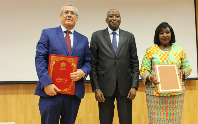 المغرب - كوت ديفوار: إطلاق بوابة تفاعلية بين الإدارة والمواطن في أبيدجان