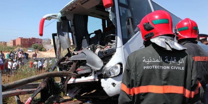 Plus de 3.500 morts sur les routes marocaines chaque année