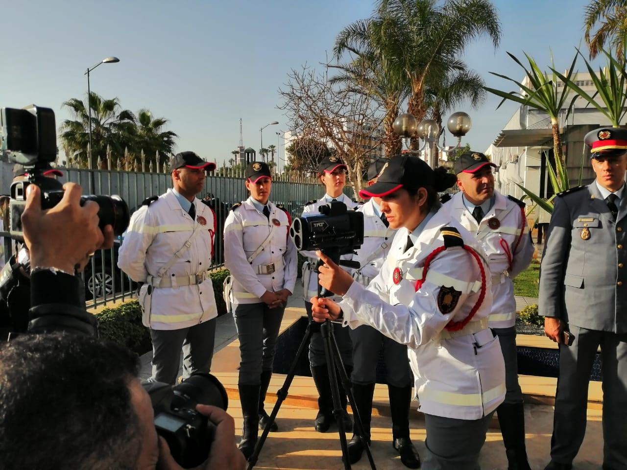 Les autorités marocaines vont mieux fliquer les automobilistes
