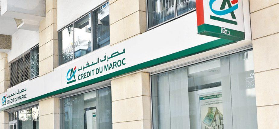 Banques : Crédit du Maroc démarre bien l'année 2019