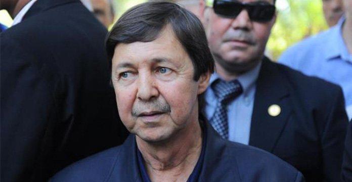 Algérie: Arrestation de Saïd Bouteflika et de deux généraux