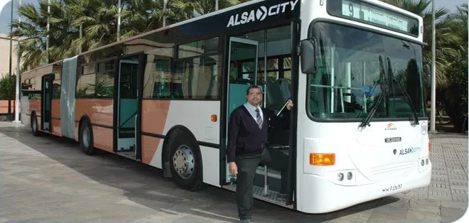 Rabat-Salé-Kénitra : Alsa-City Bus démarre son activité en juillet