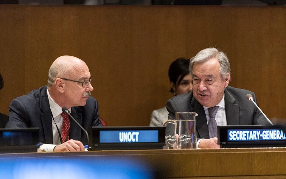 ONU: Un programme pour lutter contre les déplacements internationaux des terroristes